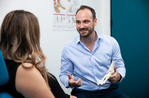 Dr Daniel Graham Director | Podiatrist | Bespoke Health and Performance